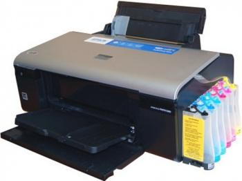 Промывка печатающей головки Epson R290, T50, T59, P50, P59