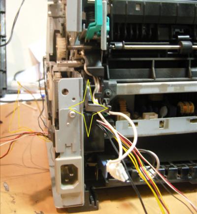 Инструкция по замене термопленки в HP LaserJet 1160/1320, LJ 3390