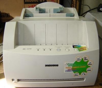 Инструкция по разборке принтера Samsung ML-1210