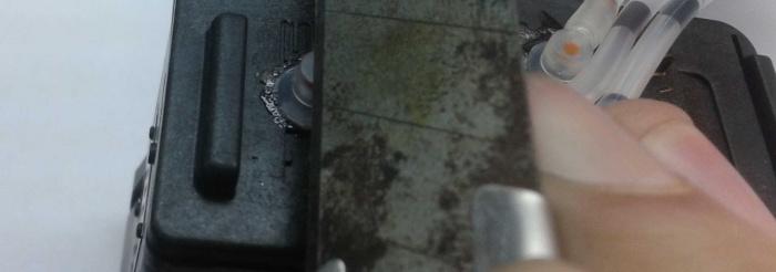 Инструкция по установке СНПЧ на Canon PIXMA MX374, MX434, MG2140, MG3140, MG3240, MG4140, MG4240