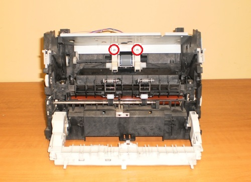 hewlett packard laserjet 1100 service manual