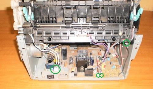 Инструкция по замене 1200 hp