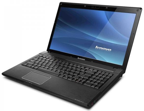Разборка ноутбука Lenovo G560.