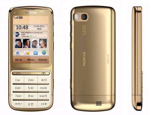 C3 01 Nokia Инструкция - фото 9