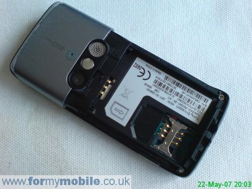 firmware sony ericsson k610i