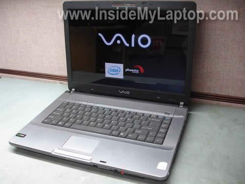 ноутбука Sony Vaio VGN-FE