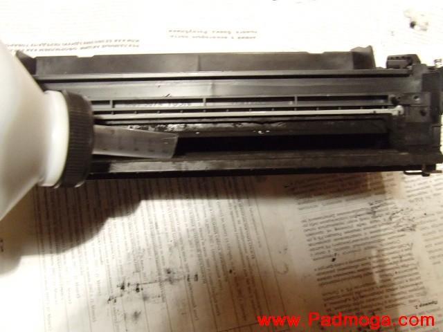 Foto как заправить картридж q6511a x hp laserjet