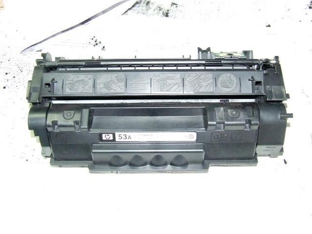 Q7553a инструкция по заправке
