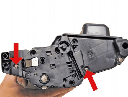 hp cc364x инструкция